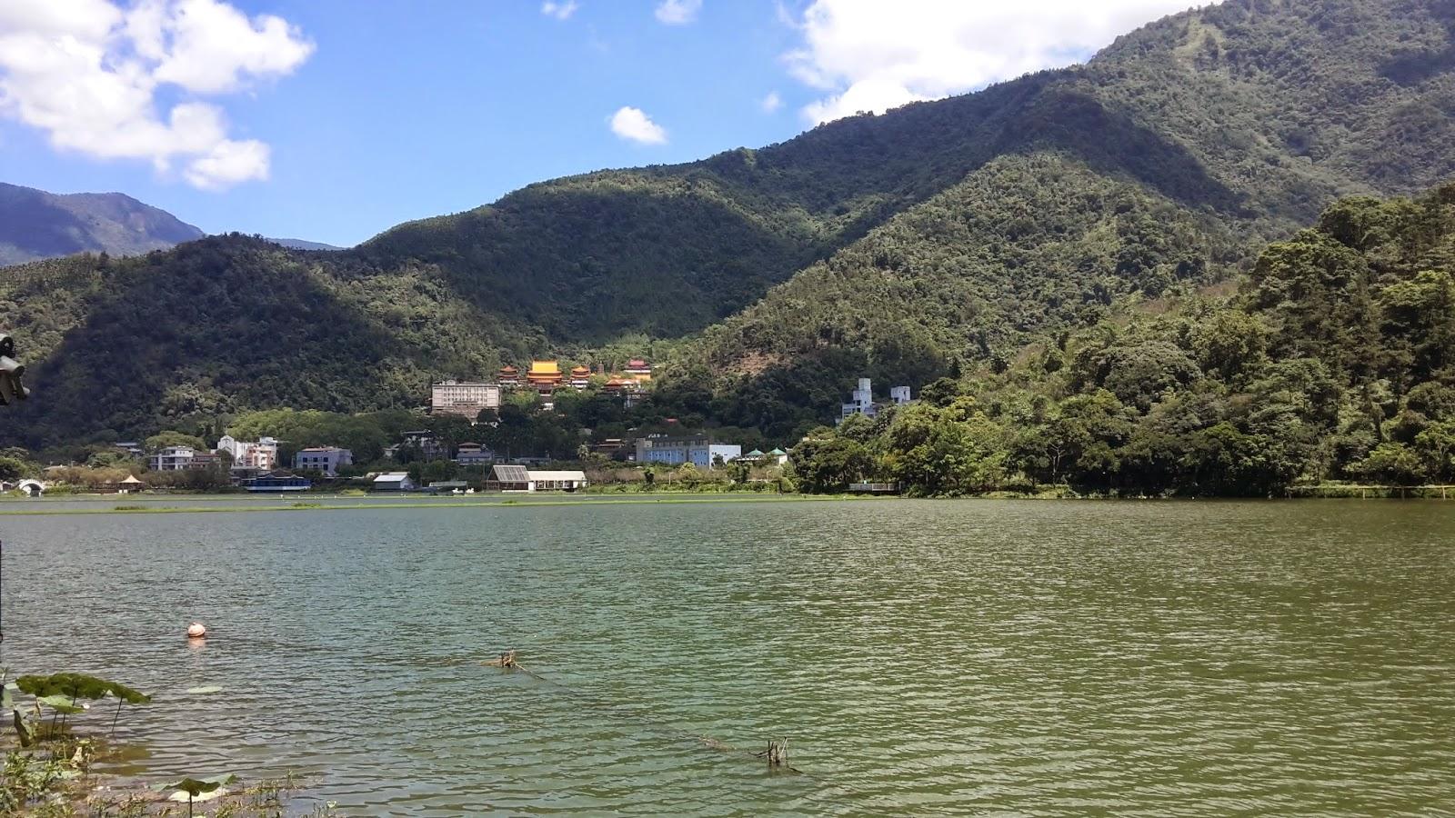 Thomas La Grua's Journey to Life: Liyu Lake